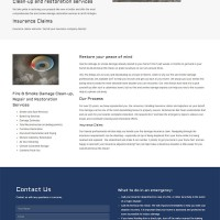 Bio Clean web design