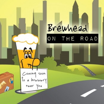 Brewhead on the Road illustration