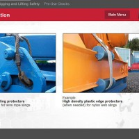 eLearning Design Milacron crane safety2