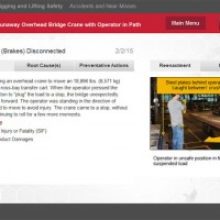 eLearning Design Milacron crane safety5