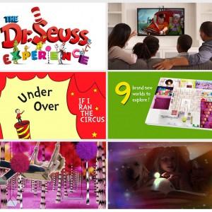 Seuss Promo Video storyboards